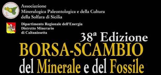 38a Borsa - Scambio del Minerale e del Fossile